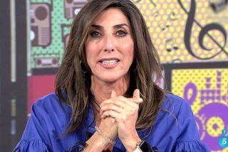 Paz Padilla vuelve a mostrar sus 'dotes' para el inglés y el cachondeo en Twitter es épico