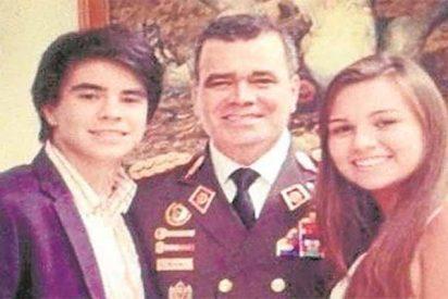 La vida de lujo y juerga que se pegan en Madrid los hijos de Vladimir Padrino, ministro de defensa chavista