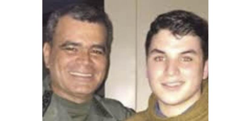 Las fotos prohibidas del sobrino del ministro de Defensa chavista: Lujos en EEUU y disfraces de militar venezolano