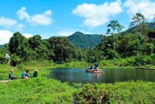 Parque Nacional del Manu, paraíso amazónico del mundo