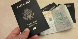 Coronavirus: Estados Unidos dejó de emitir pasaportes