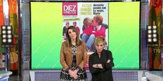 Chelo García Cortés, acorralada ante las fotos íntimas con su mujer: ¿Ha sido un montaje?