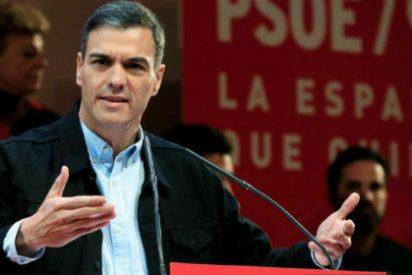 La millonada que ha repartido el espléndido Sánchez desde que anunció elecciones