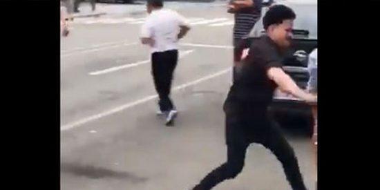 Así fueron las dos puñaladas que mataron a un joven en la pelea de bandas sudamericanas de Cornellà