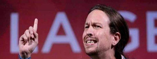 """La embarazosa 'desaparición' de Pablo Iglesias provoca el cachondeo de sus vecinos: """"Es el fantasma de Galapagar"""""""