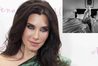 La foto que revienta Internet: Pilar Rubio de rubia 'comehombres' y desnuda del todo