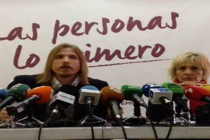 Baeza se envuelve en el victimismo y el feminismo para mantenerse como candidata a la Alcaldía