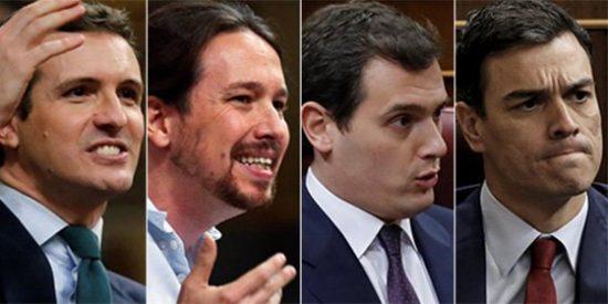 """El certero ataque de David Trueba en 'El País' a la clase política que está empeñada en que todos nos odiemos: """"Nos lanzan ácido a los ojos"""""""