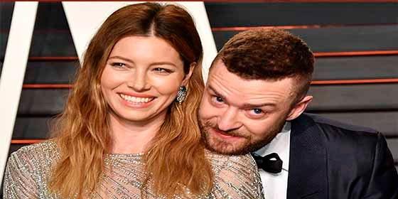 La bella Jessica Biel celebra su 37 cumpleaños 'comiéndose vivo' Justin Timberlake