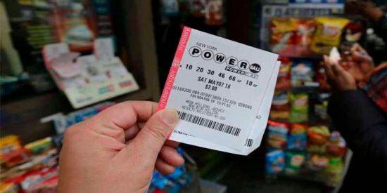 Lotería en EEUU: El premio de Powerball se va a… $750 millones de dólares