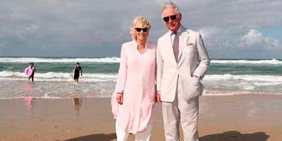 El Príncipe Carlos y Camila, un inoportuno viaje a Cuba y un mensaje de total desinterés