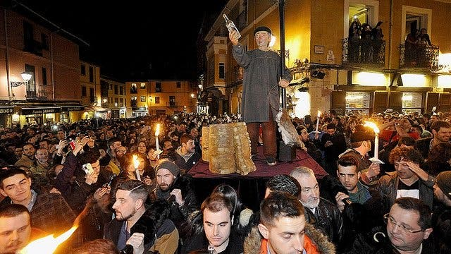 """Manuel I. Cabezas González: """"El Jueves Santo de Genarín"""""""