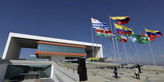 Once países latinoamericanos se reúnen para la inauguración del Prosur