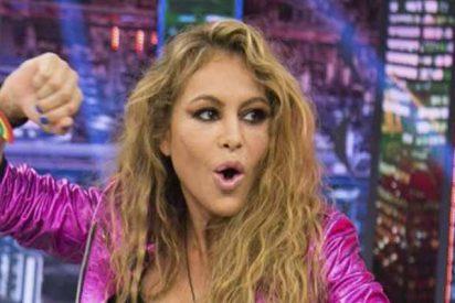 La Voz: Paulina Rubio aplasta sin conmiseración a una desvalida concursante
