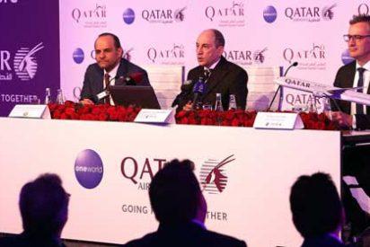Qatar Airways presentó siete nuevos destinos en la ITB Berlín 2019