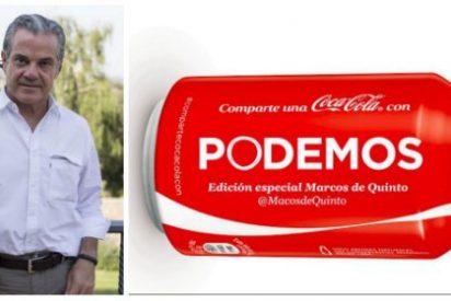 "El pasado podemita de Marcos de Quinto que hará estremecer a Rivera: ""¡Quieren sacarle algo sucio a Podemos"""