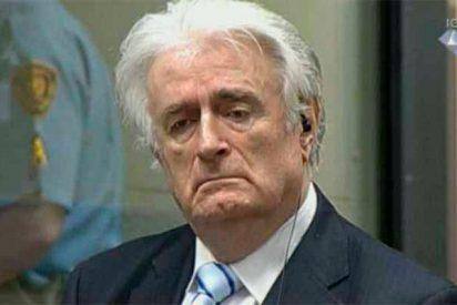 El Tribunal de La Haya sube a cadena perpetua la condena por genocidio contra el exlíder serbio Karadic