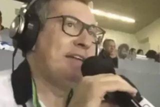 Fallece de un infarto el periodista brasileño que sobrevivió a la tragedia del Chapecoense