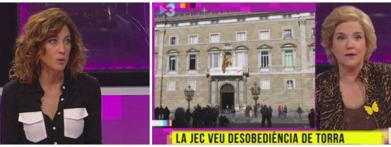 TV3 ridiculiza a los guardias civiles que testificaron en el juicio del Procés como cobardes que están interpretando