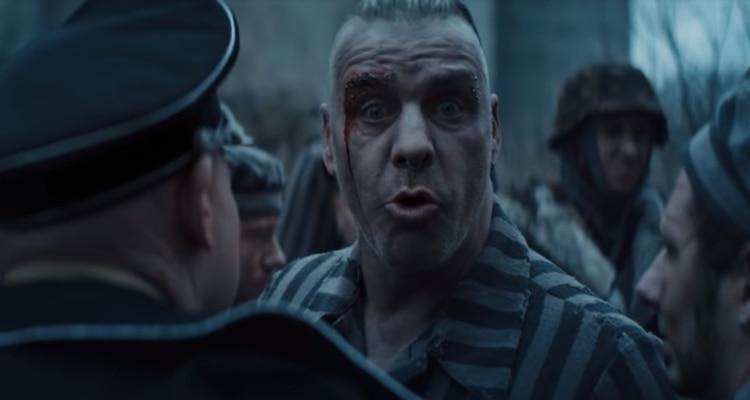 Rammstein lanza un vídeo en un 'campo de concentración' y arden las redes