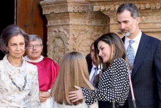 Doña Letizia arma otro cisma en la Casa Real: planta por sorpresa a toda la Familia Real