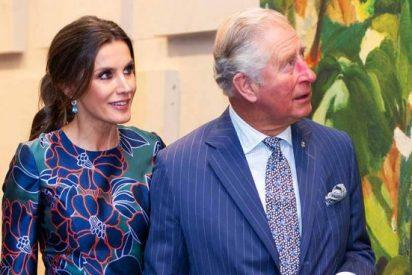 El lamentable vídeo de Doña Letizia en Londres que obliga a Casa Real a tomar medidas