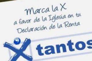 ¿Sabes cuántos millones se gasta la Iglesia para que marques la X en la Declaracion de la Renta?