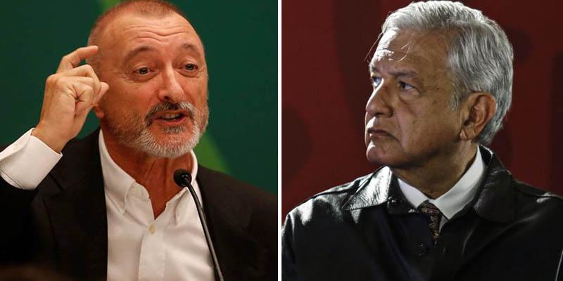 "Pérez-Reverte fulmina a López Obrador por exigir al Rey que España que se disculpe por la Conquista de México: ""Es un imbécil o un sinvergüenza"""