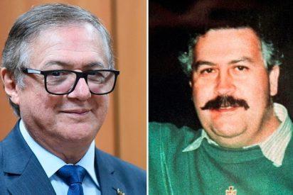 """Brasil pone como ejemplo la """"labor"""" de Pablo Escobar para alejar a los jóvenes de las drogas"""