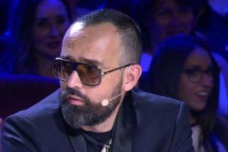 Risto Mejide abandona 'Got Talent' abochornado por la 'guarrería' que hicieron Paz Padilla y Edurne