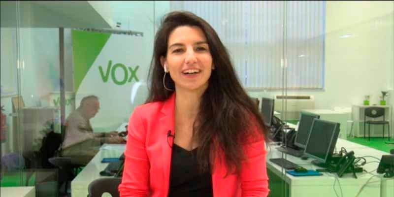 "Rocío Monasterio: ""Yo también votaba al PP, pero se deja, como la droga"""