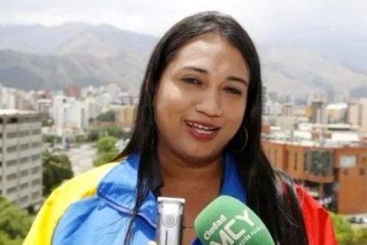 Muere quemada y tras ocho días de agonía una diputada chavista