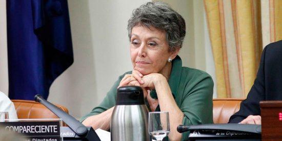 Rosa María Mateo hunde la audiencia de TVE mientras sus '7 magníficos' cobran sueldos desorbitantes