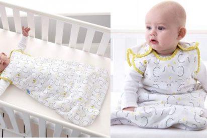 Beneficios de los sacos de dormir para bebés