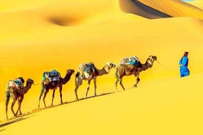 Marruecos: Aventura en el desierto del Sahara