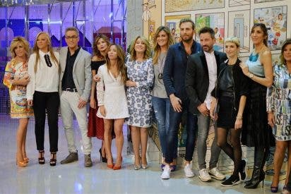 Arde Telecinco: Sálvame 'despide' a Belén Esteban, Mila Ximénez, Lydia Lozano y Terelu