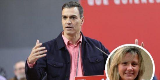 La ex amiga de Pedro Sánchez le denuncia y puede arruinar la campaña del PSOE
