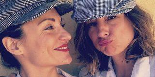 Parejas: Nagore Robles presume en la red de amor lesbico con Sandra Barneda