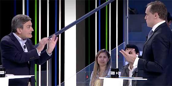 Todos contra Lacalle: PSOE, Cs y Podemos se tiran al cuello del economista del PP y Pastor solo interviene cuando siente que no se respeta su autoridad