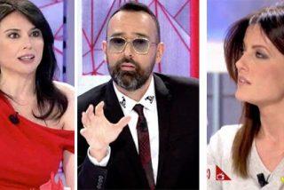 Risto y su pandilla barriobajera se lanzan contra Cristina Seguí con insultos varios y peticiones de expulsión...