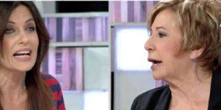 """Cristina Seguí y Celia Villalobos, a bofetadas en directo: """"¿Me estás llamando tonta? ¿Y tú a mí?"""""""
