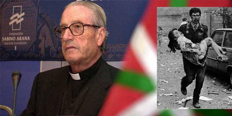 Víctimas del terrorismo recriminan a la Iglesia vasca su 'cobardía' frente a los asesinos etarras