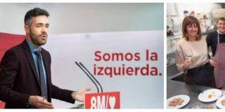 Un socialista raja sobre el coqueteo de Vox con las armas y le sacan la foto más vergonzante para el PSOE
