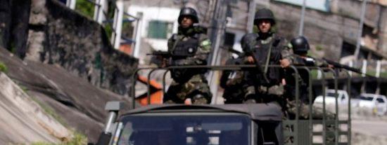Disparan a un convoy con combustible nuclear en Brasil