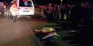 Al menos 32 muertos tras ser atropellados por un camión mientras miraban otro accidente