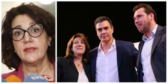 La purgada Soraya Rodríguez va ahora de patriota, pero bien que tragó 9 meses con los desmanes de Sánchez
