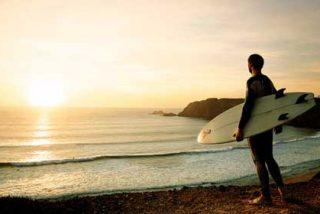 Dónde practicar Surf en Portugal