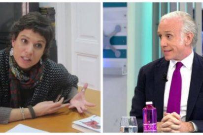 """Talegón insulta al diario de Inda llamándole """"puta vergüenza"""": ¿A qué esperas para largarte de Okdiario?"""