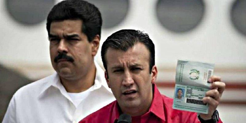 EEUU presenta cargos por narcotráfico contra el chavista Tareck El Aissami