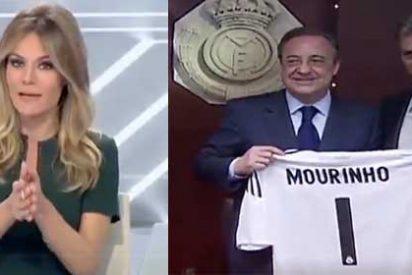 Mal día para Telemadrid: el canal madrileño asume su garrafal error por haber asegurado que Mourinho sería el entrenador del Madrid